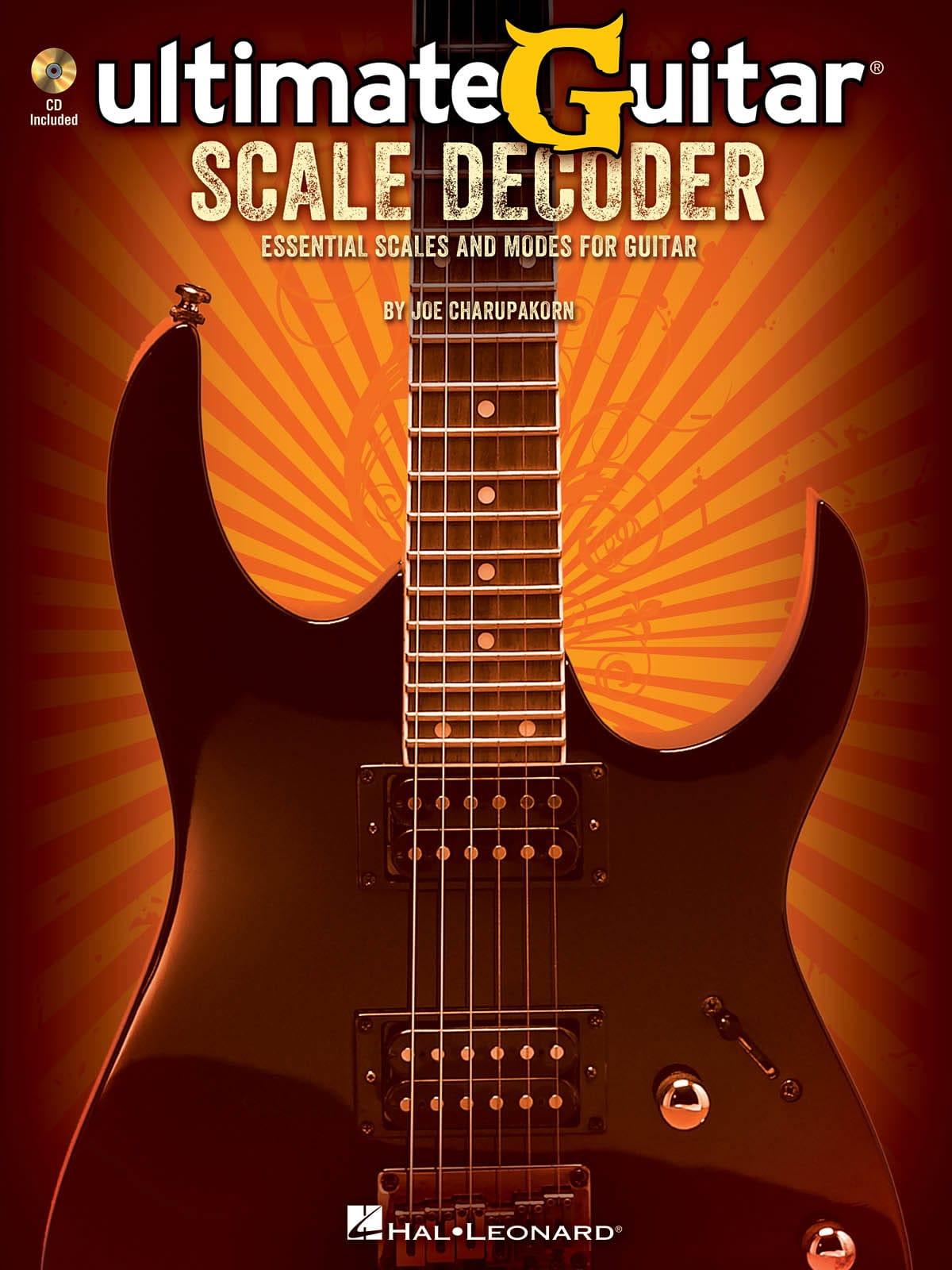 Ultimate-Guitar scale decoder - Joe Charupakorn - laflutedepan.com