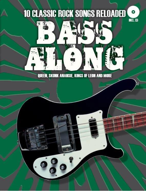 Bass Along - 10 Classic rock songs reloaded - laflutedepan.com