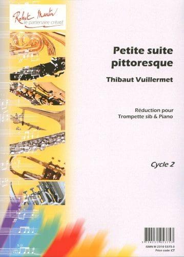 Petite suite pittoresque - Thibaut Vuillermet - laflutedepan.com