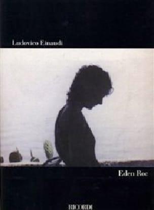 Ludovico Einaudi - Eden Roc - Partition - di-arezzo.es