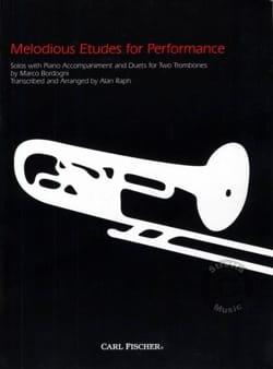Giulio Marco Bordogni - Estudios melodiosos para el rendimiento - Partition - di-arezzo.es