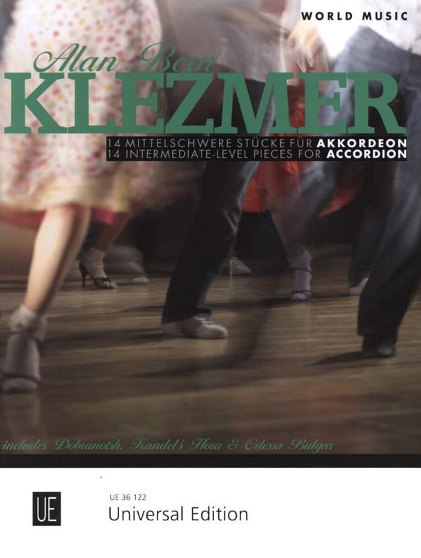 World music Klezmer - Traditionnel - Partition - laflutedepan.com