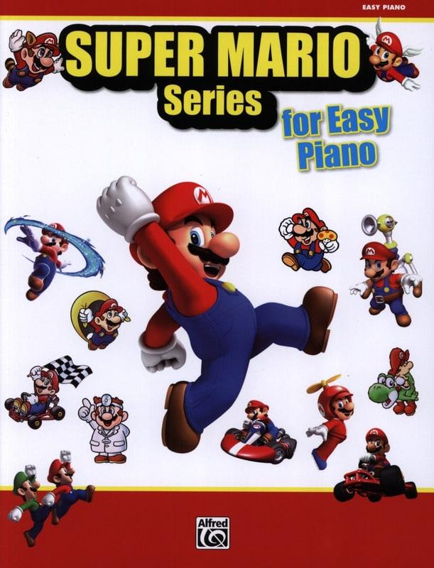 Musique de Jeux Vidéo - Super Mario series - Partition - di-arezzo.com