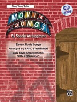 Movie songs by special arrangement - Partition - laflutedepan.com