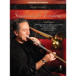 Standards for trombone - Partition - Trombone - laflutedepan.com