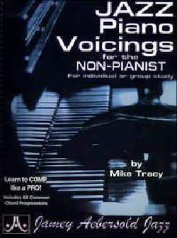 METHODE AEBERSOLD - Jazz piano voicings for the non-pianists - Partition - di-arezzo.co.uk