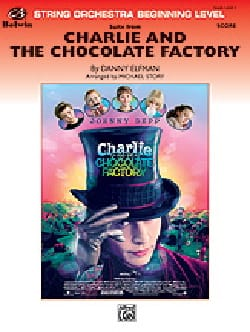 Charlie and the chocolate factory, suite from - laflutedepan.com