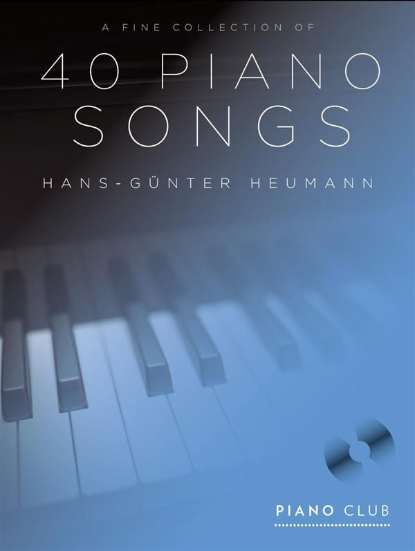 - Piano Club - 40 Piano songs - Partition - di-arezzo.fr