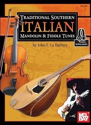 John LaBarbera - Mandolina tradicional del sur de Italia - melodías de violín - Partition - di-arezzo.es