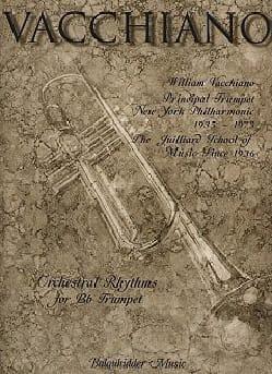 Orchestral rhythms for Bb trumpet - laflutedepan.com