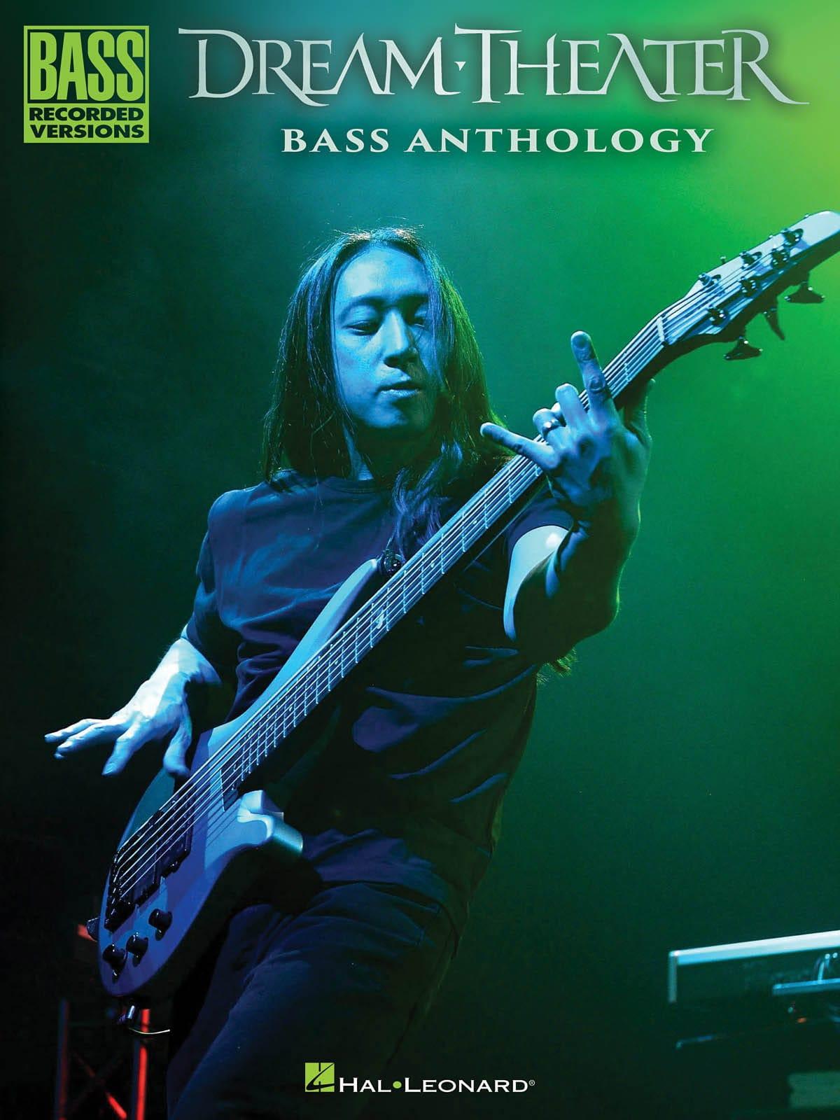 Dream Theater Bass Anthology - Dream Theater - laflutedepan.com