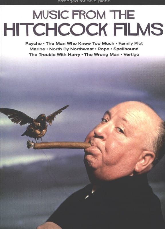 - Music From the Hitchcock Movies - Partition - di-arezzo.com