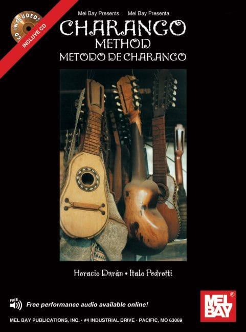 Charango method - Duran Horacio / Pedrotti Italo - laflutedepan.com