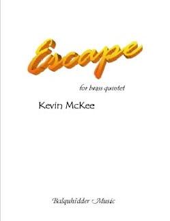 Kevin McKee - Escape - Partition - di-arezzo.com
