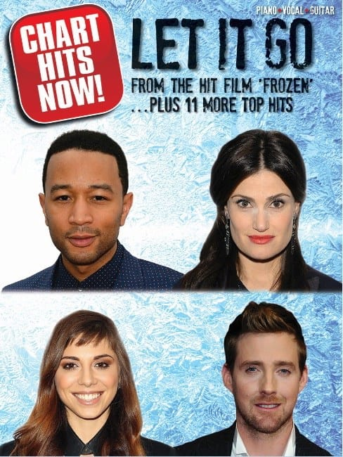 Chart Hits Now! Let It Go ...Plus 11 More Top Hits - laflutedepan.com