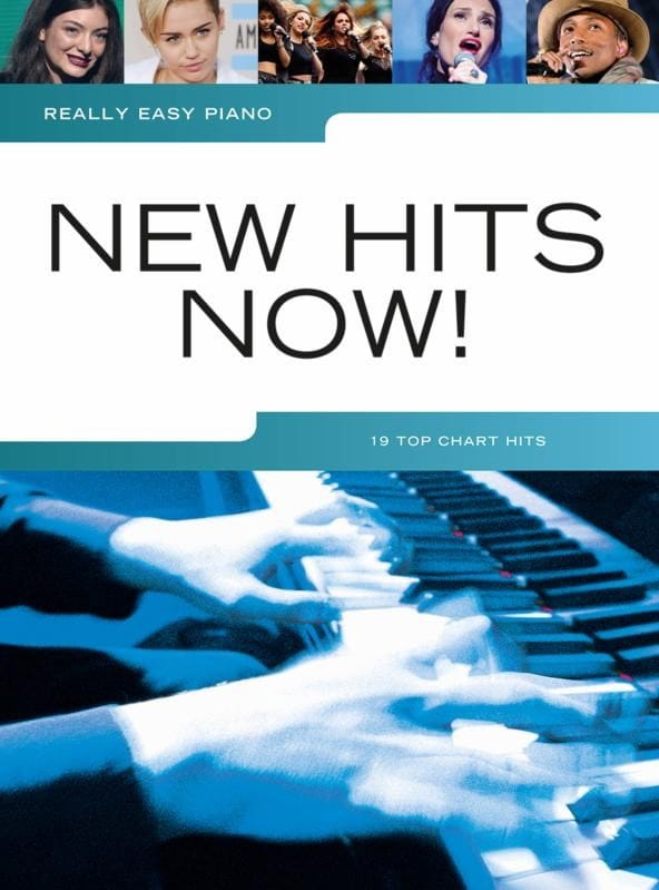 - Really Easy Piano - New Hits Now! - Partition - di-arezzo.co.uk