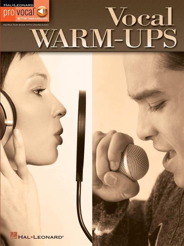 Pro Vocal - Vocal Warm-Ups - Partition - laflutedepan.com
