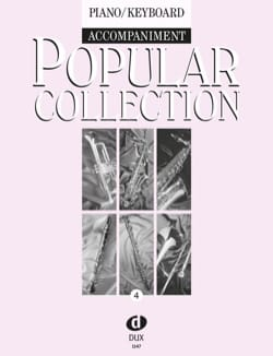 Popular Collection Volume 4 - Partition - laflutedepan.com
