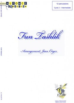 Fun Tashlik - Traditionnel - Partition - laflutedepan.com