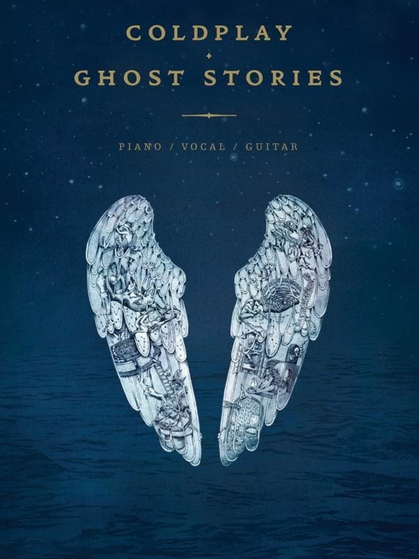 Coldplay - Ghost Stories - Partition - di-arezzo.co.uk
