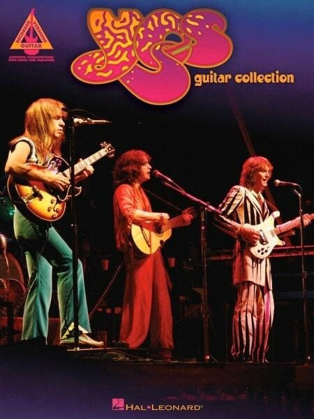Yes - Guitar Collection - Partition - di-arezzo.co.uk