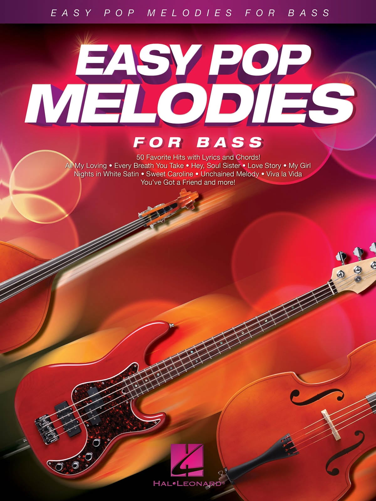 Easy Pop Melodies for Bass - Partition - laflutedepan.com