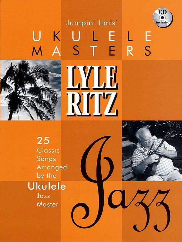 Lyle Ritz - Jim's Jumpin 'Ukulele Masters - Lyle Ritz Jazz - Partition - di-arezzo.co.uk