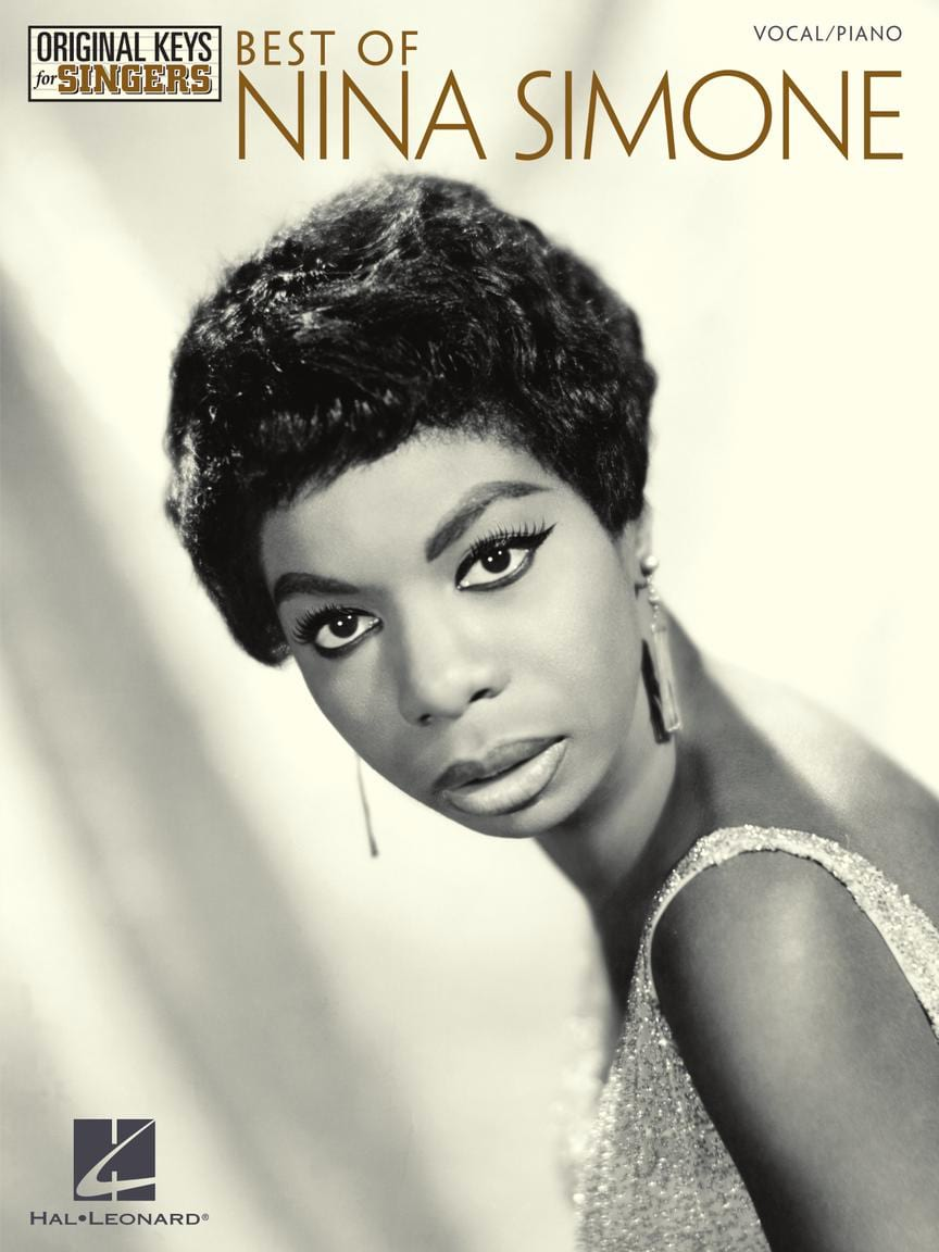 Nina Simone - Best Of - Original Keys for Singers - Partition - di-arezzo.fr