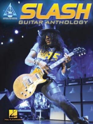 Guitar Anthology - Slash - Partition - Pop / Rock - laflutedepan.com