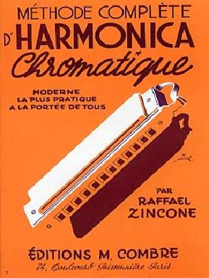 Raffael Zincone - Complete method of chromatic harmonica - Partition - di-arezzo.co.uk