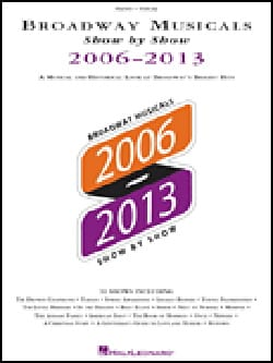 - Broadway Musicals Show by Show 2006-2013 - Partition - di-arezzo.co.uk