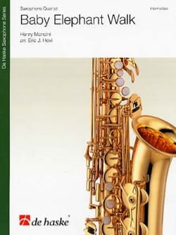 Henry Mancini - Baby Elephant Walk - Partition - di-arezzo.co.uk