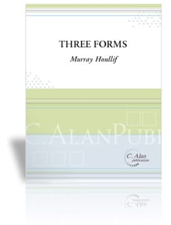Three Forms - Murray Houllif - Partition - laflutedepan.com