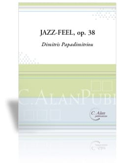 Dimitris Papadimitriou - Jazz-Feel Opus 38 - Partition - di-arezzo.fr