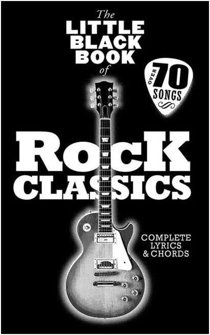 The little black book of Rock Classics - laflutedepan.com