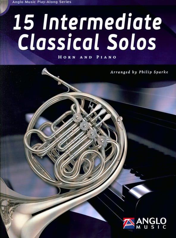 15 Intermediate Classical Solos - Partition - laflutedepan.com