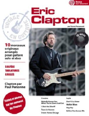 Eric Clapton - Eric Clapton Guitar Travel - Partition - di-arezzo.es