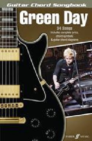 Day Green - Guitar Chord Songbook - Partition - di-arezzo.co.uk