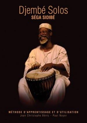 Djembé Solos - Séga Sidibé - Partition - laflutedepan.com