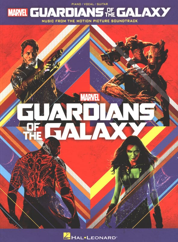 Marvel Studios - Guardians of the Galaxy - Movie Music - Partition - di-arezzo.co.uk