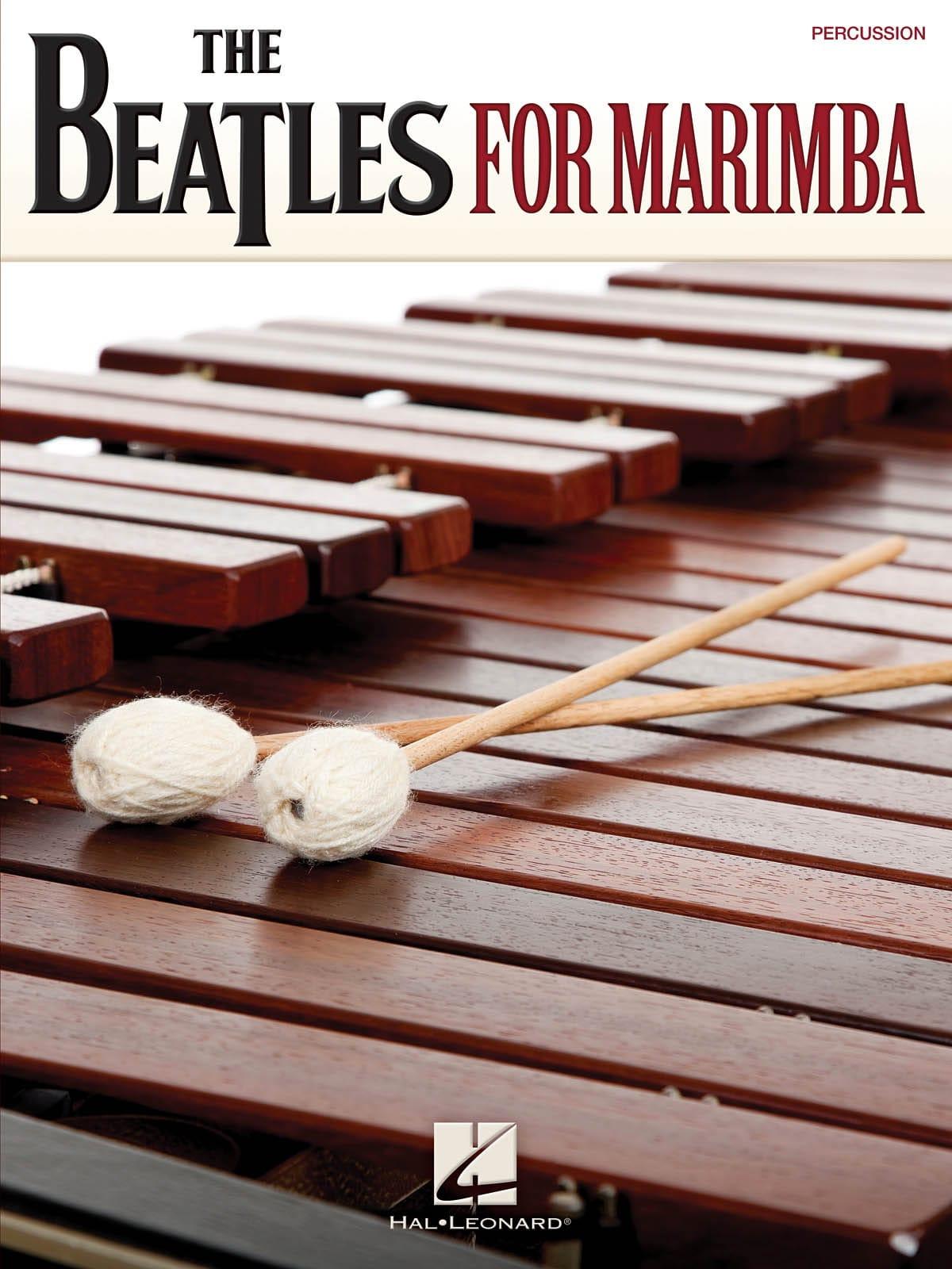 The Beatles for Marimba - BEATLES - Partition - laflutedepan.com