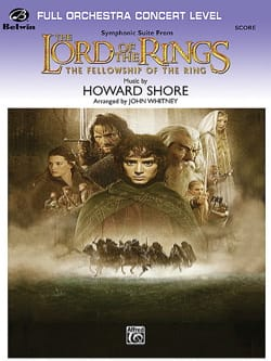 Lord of the Rings - Fellowship of the Rings - Symphonic Suite - laflutedepan.com