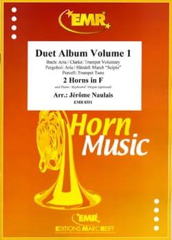 Duett Album Volume 1 - Partition - Cor - laflutedepan.com