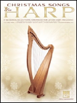 Noël - Christmas Songs for Harp - Partition - di-arezzo.com