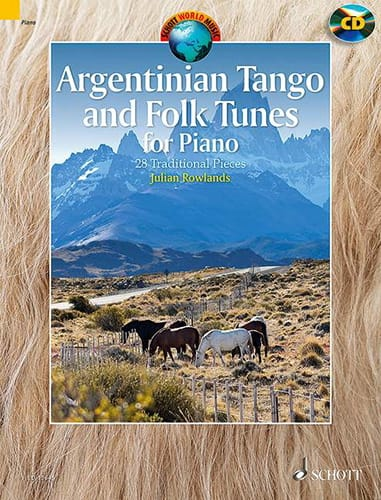Argentinian Tango and Folk Tunes for Piano - laflutedepan.com