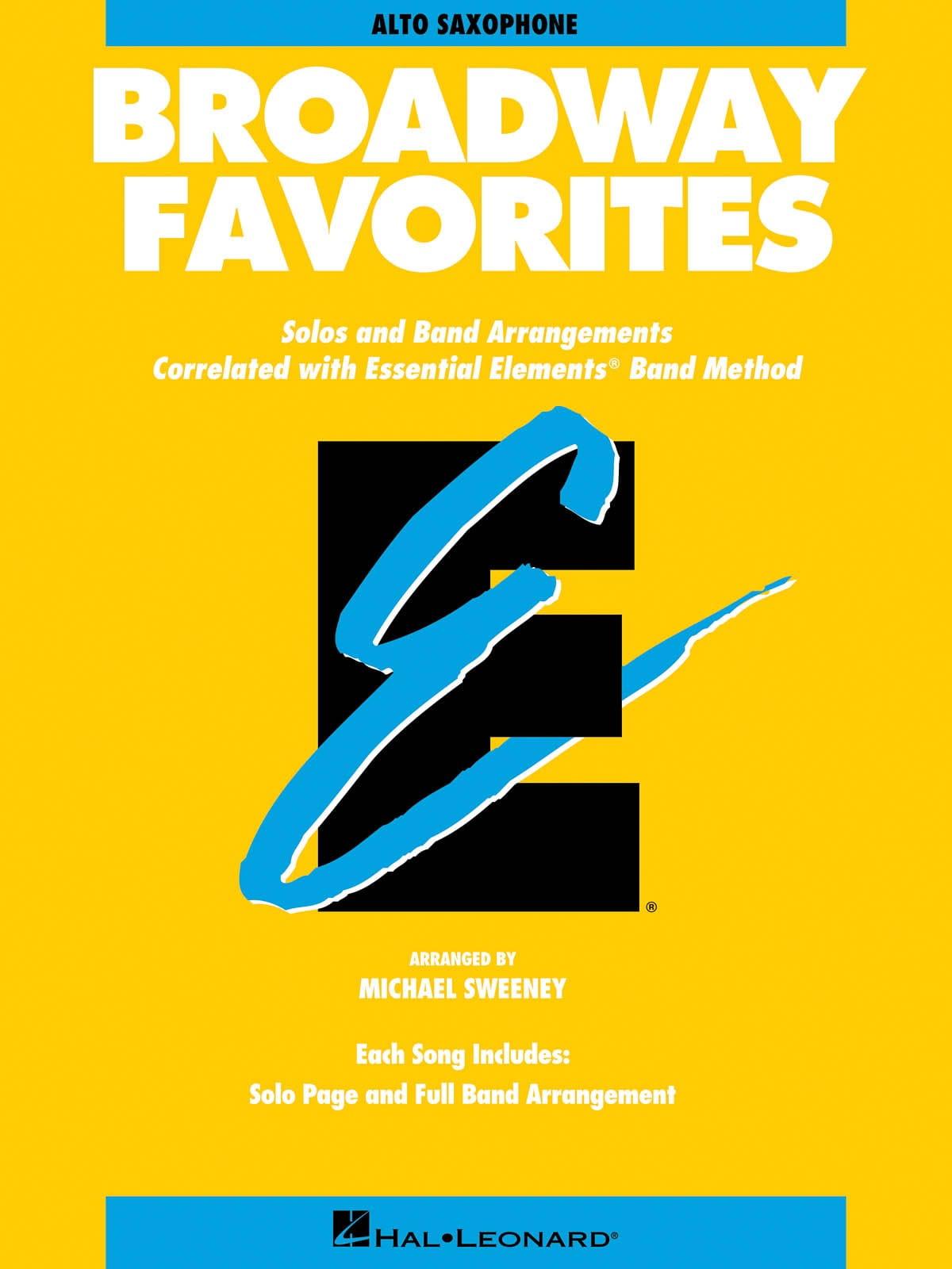 Broadway Favorites - Partition - ENSEMBLES - laflutedepan.com