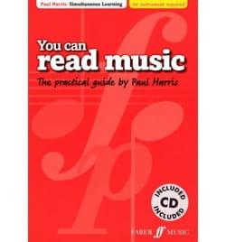 Paul Harris - You Can Read Music - Partition - di-arezzo.com
