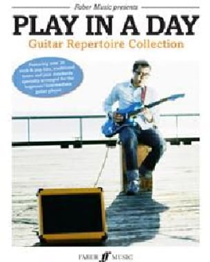 Play in A Day - Guitar Repertoire Collection - laflutedepan.com