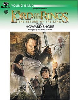 Selections from Lord of the Rings - Le Retour du Roi - laflutedepan.com