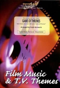 Game of Thrones - Partition - ENSEMBLES - laflutedepan.com
